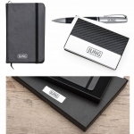 Kit caneta porta cartão moleskine KE998 – JUNG